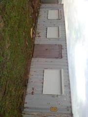 продам 40-футовый контейнер под жилье, готовый к эксплуатации