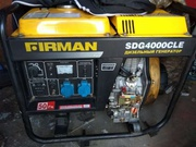 Продам генератор дизельный