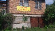 Продается кирпичная дача